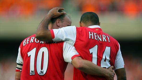 Arsenal's top goal-scorers in the Premier League era
