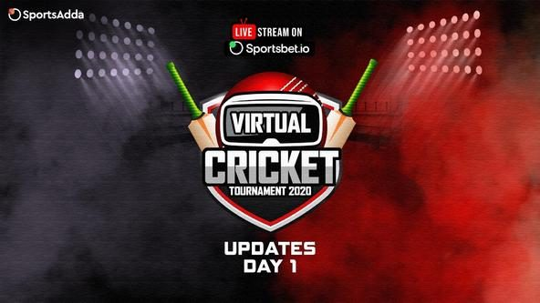 Virtual Cricket Tournament 2020: Talking points from Day 1