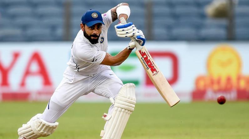 Top five Test knocks by Virat Kohli