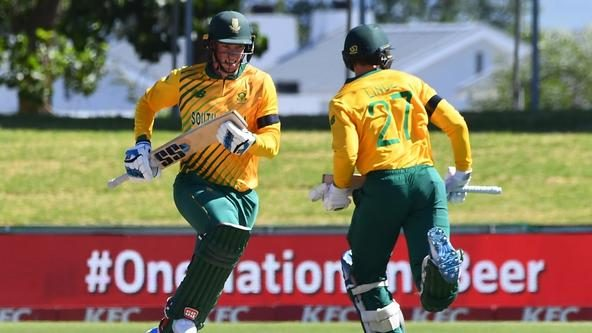How can South Africa's T20I top-order improve significantly