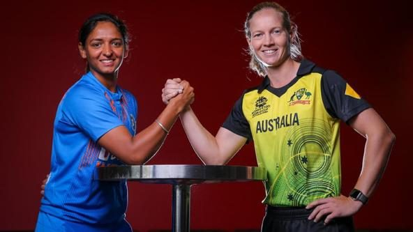Women's T20 World Cup: India vs Australia - When and where to watch