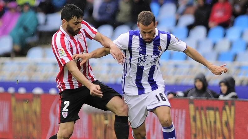 Spanish Cup Rivals Real Sociedad Athletic Bilbao Want