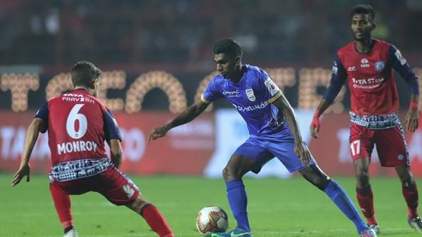Mumbai City FC continue unbeaten run after 2-1 victory over Jamshedpur FC