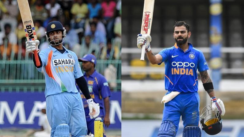 A Year By Year Look At Virat Kohli S Century Ticker Sportsadda