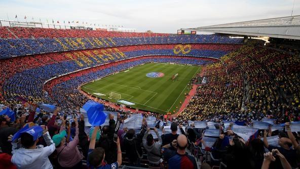 Barcelona player tests positive for virus