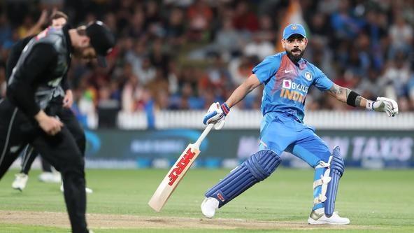 Virat Kohli slips to 10th spot in ICC T20I rankings
