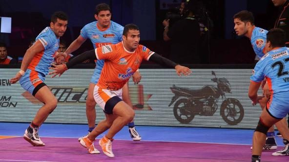Pardeep Narwal misses out on Sandeep Narwal's Pro Kabaddi Dream Team