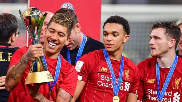 Firmino strikes late to hand Liverpool the FIFA Club World Cup