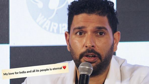 Yuvraj Singh apologises for casteist slur against Chahal