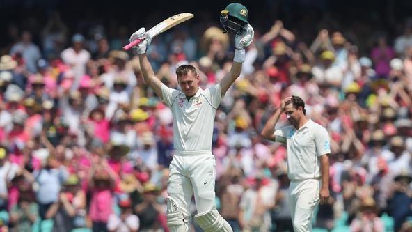 Marnus Labuschagne starts off 2020 with maiden Test double-century