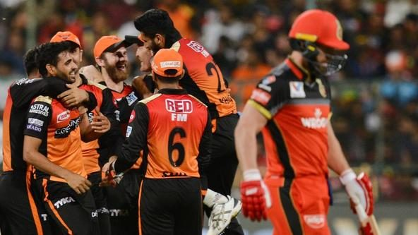 Hyderabad cross swords with Bangalore in Indian T20 League Eliminator