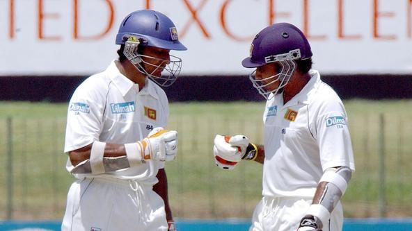 Top five batting partnerships in Test cricket