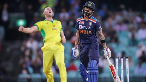 India Vs Australia 2020 21 2nd Odi Where To Watch Live Streaming Get Squads And Predictions