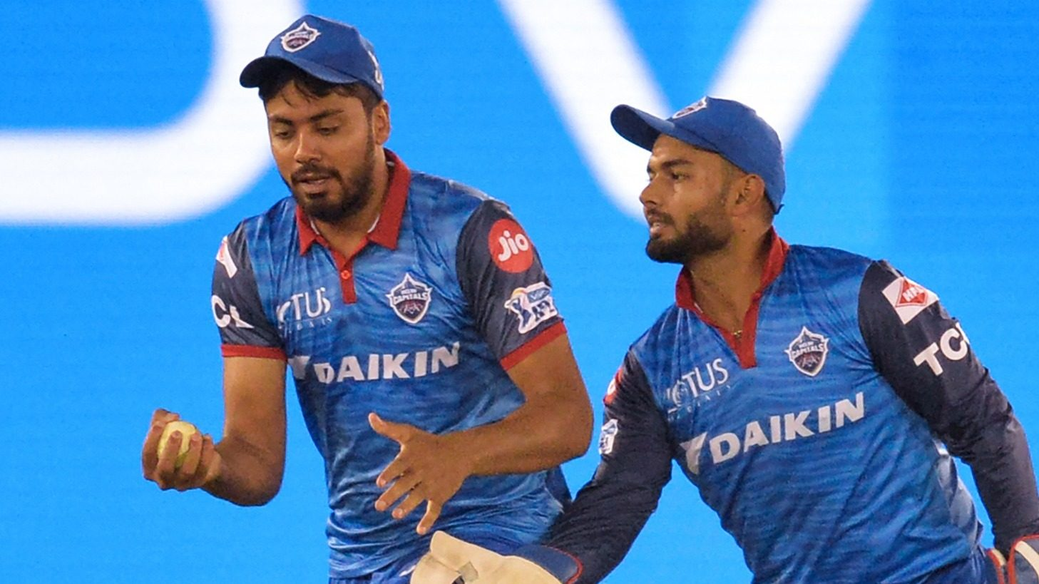 Delhi pacer Avesh Khan thrilled with MS Dhoni's wicket