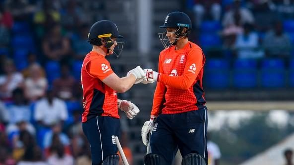 Who should England open with in the T20I setup?