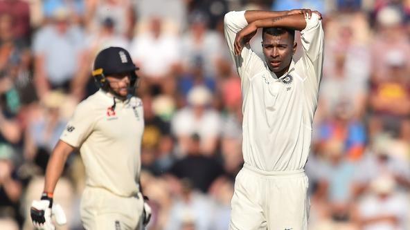 Hardik Pandya out of New Zealand series with back injury