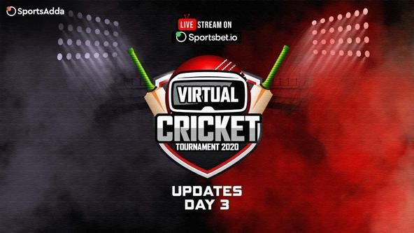 Virtual Cricket Tournament 2020: Talking points from Day 3