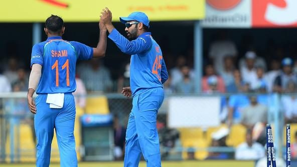 Rohit Sharma, Mohammad Shami back in India's T20 squad for New Zealand tour