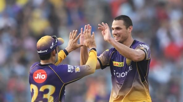 Five lowest team totals in the IPL
