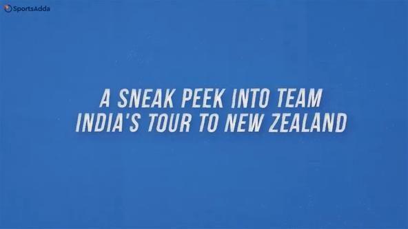 SportsAdda | Fans India's Journey to New Zealand | Teaser