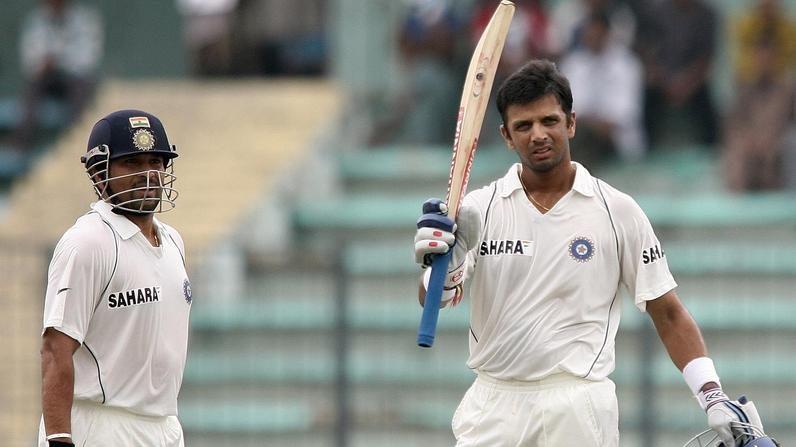 Top five Test knocks by Rahul Dravid