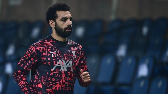 Mohamed Salah's second virus test returns positive