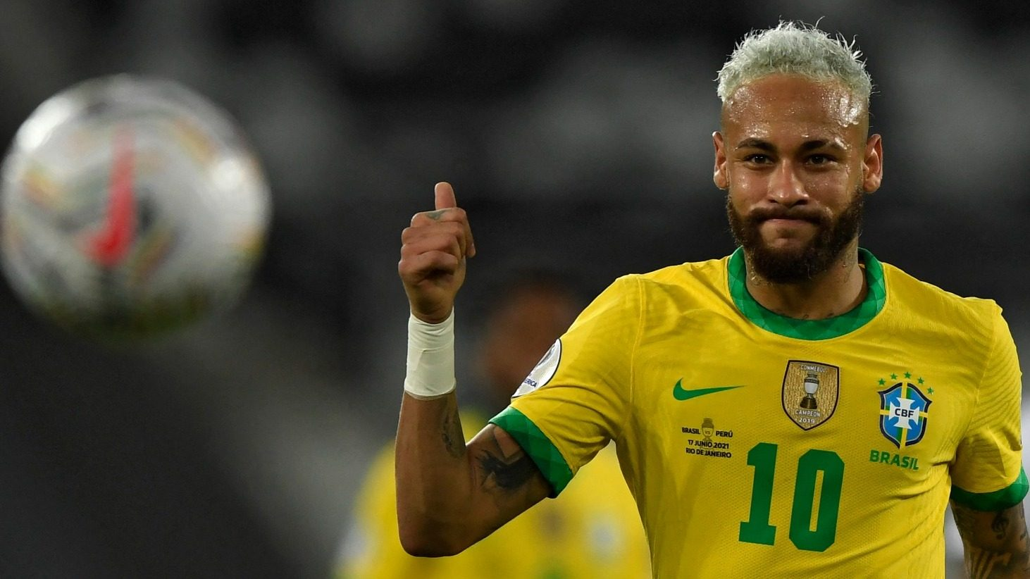 Brazil S Football Squad For Tokyo 2020 Olympics Neymar Left Out
