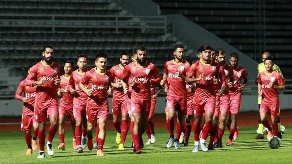 Igor Stimac names list of India probables for Oman and UAE friendlies