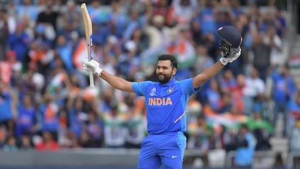 Rohit Sharma's five-century haul at the 2019 Cricket World Cup