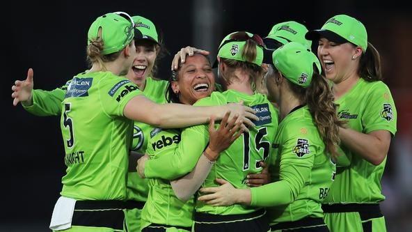 WBBL 2020: Bowling formula worked wonders for Sydney Thunder