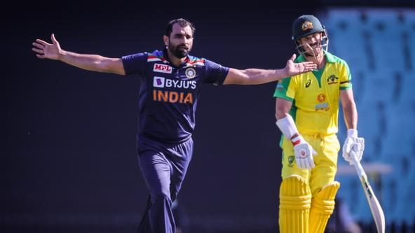 India fined for slow over-rate in first ODI against Australia