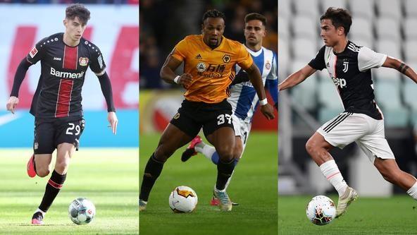 Five Jadon Sancho replacements Manchester United should consider