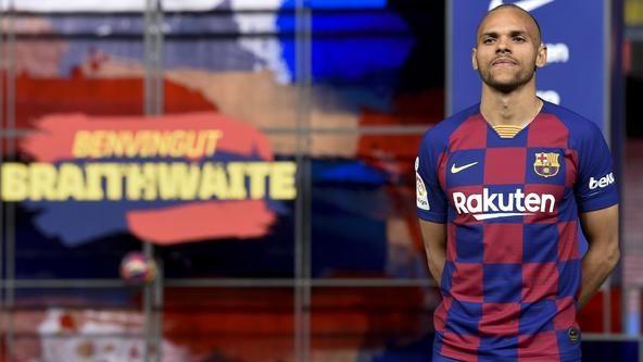 Who is Barcelona's new signing Martin Braithwaite?